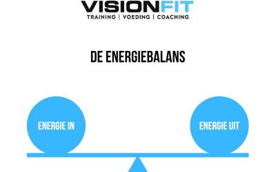 De energiebalans